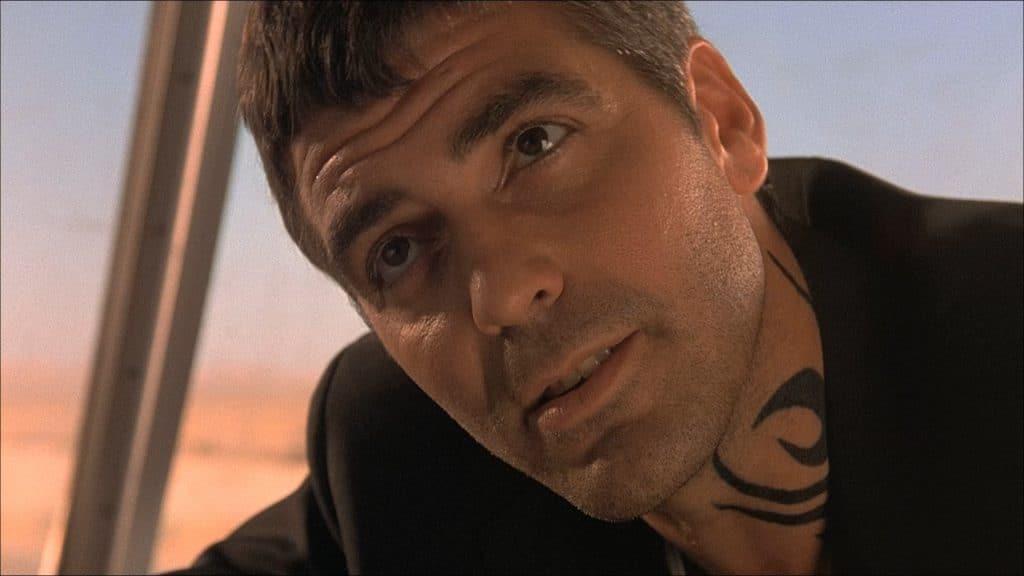 George Clooney dusk til dawn tattoo