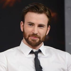 HUNK Movie Actor Chris Evans