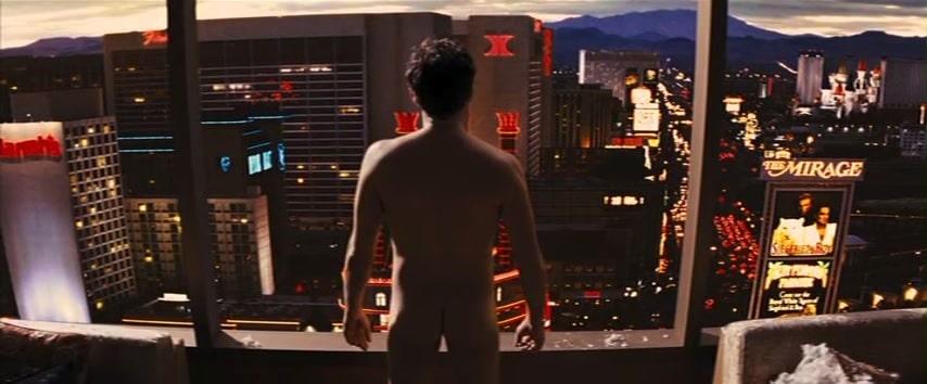 gorgeous leonardo dicaprio ass exposed in movie scene