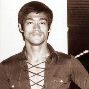 BAM! Bruce Lee Was Seriously Ripped (Nearly Nude Photos)