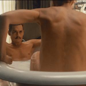 johnny depp nude with gwyneth paltrow in bathtub