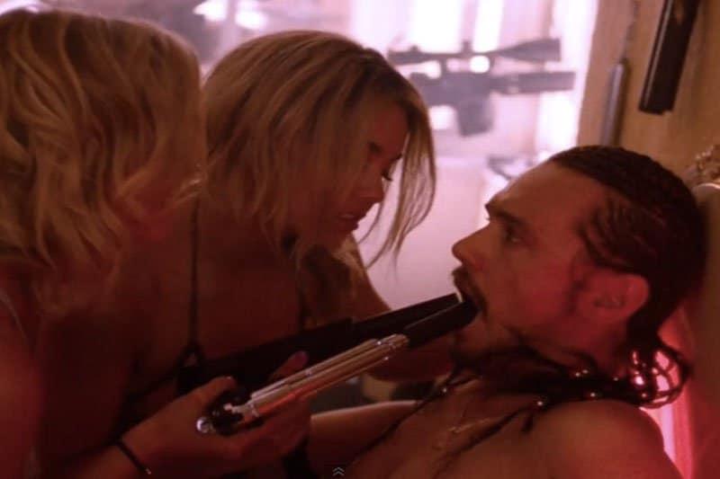 Charlie garcia anal porn