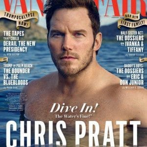Chris Pratt Vanity Fair