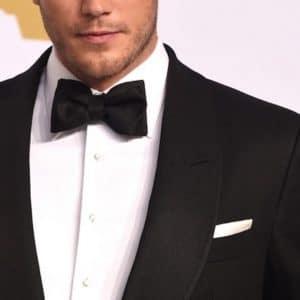 Chris Pratt tuxedo