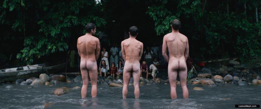 Daniel Radcliffe naked ass