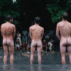 Daniel Radcliffe bare ass