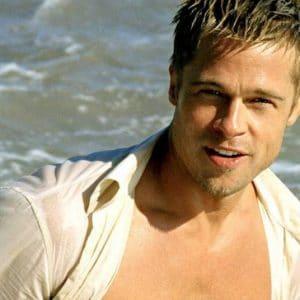 WOW!! Movie Actor Brad Pitt Penis Pics [LEAKED!]