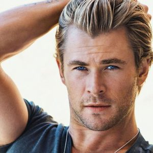 Chris Hemsworth's Hot Naked Body