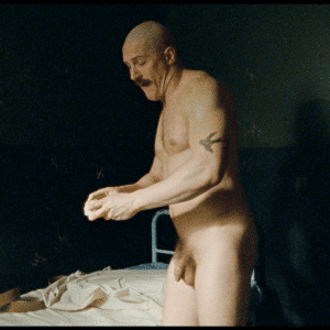 nude pic of tom hardy in bronson movie