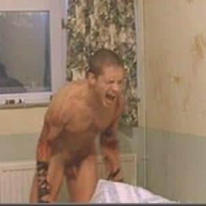 naked scene of tom hardy during warrior