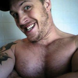 myspace leaked pic of tom hardy