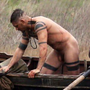 nude pic of tom hardy taboo