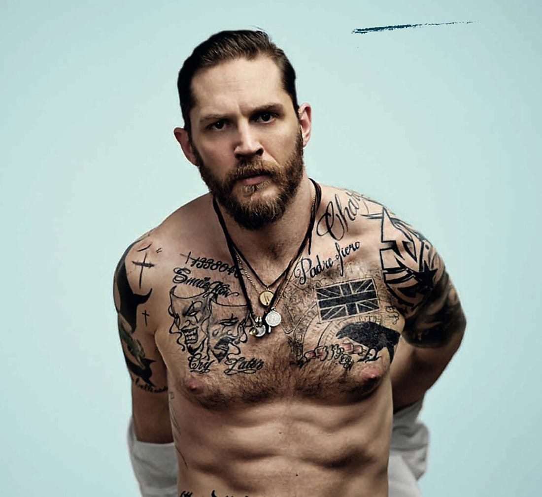 Tom hardy nude naked, japanses and black rooms