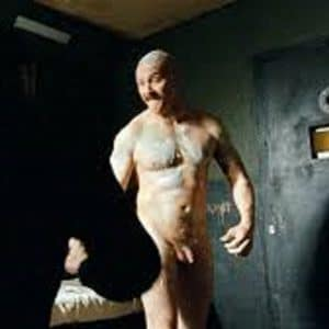 tom hardy totally naked in bronson movie