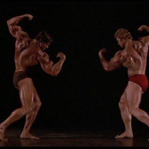 Naked Arnold Schwarzenegger Butt