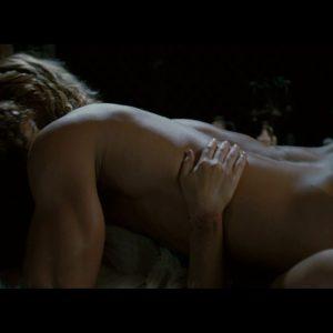 hot celeb brad pitt having sex and pounding woman