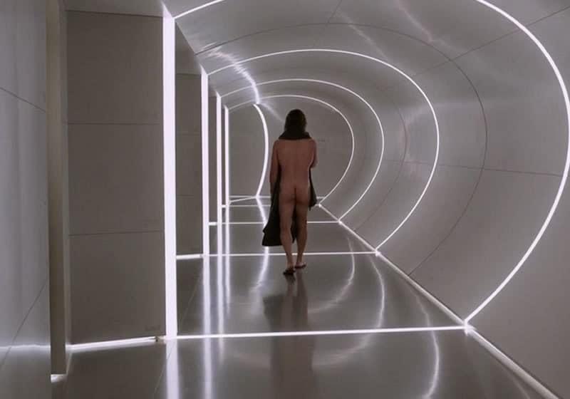 Chris Pratt nude scene Passengers