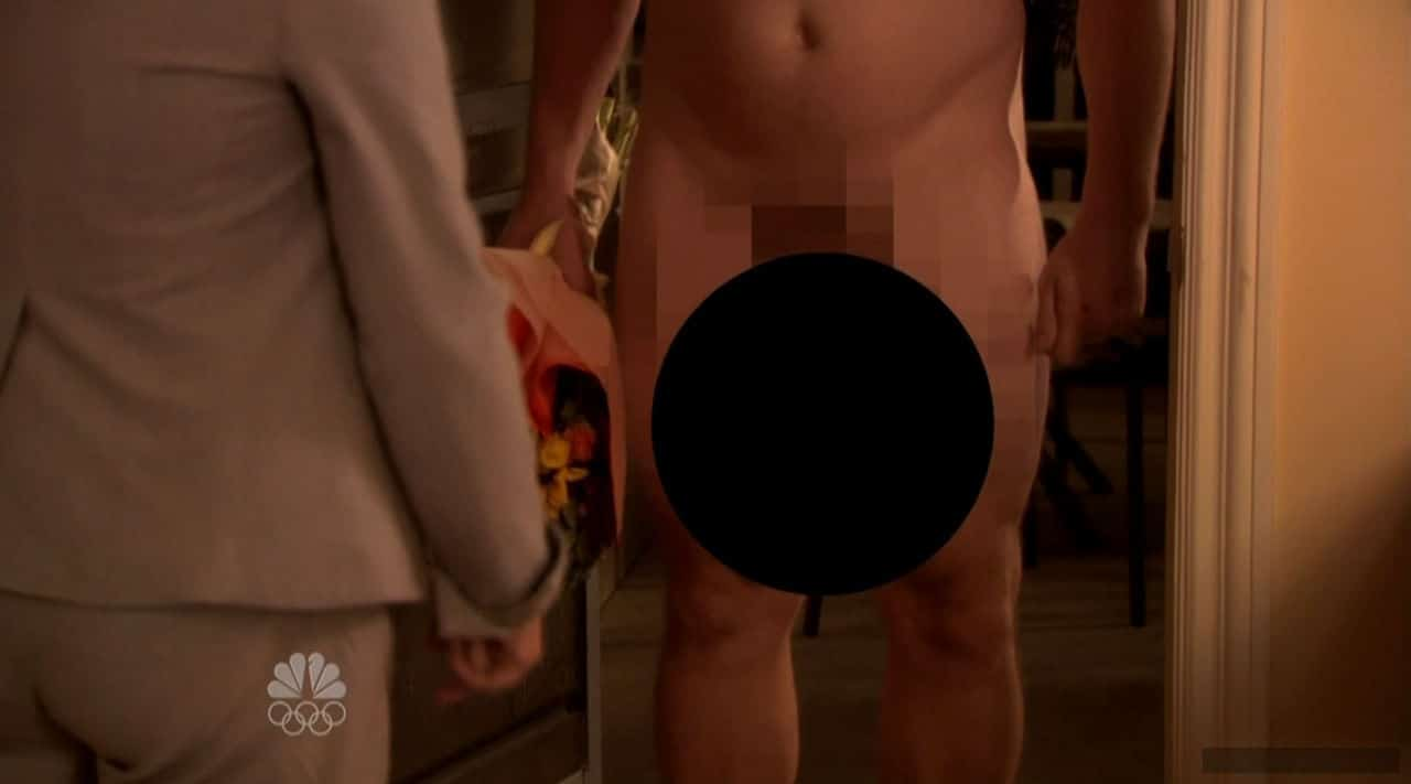 Chris Pratt naked censored