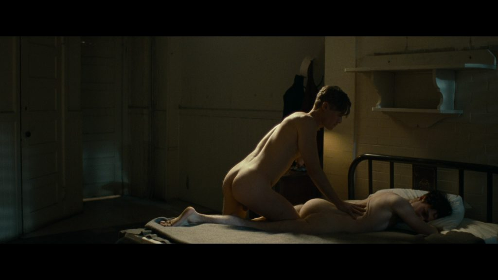 Daniel Radcliffe fully nude