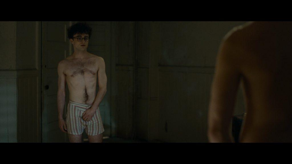 Daniel Radcliffe penis bulge