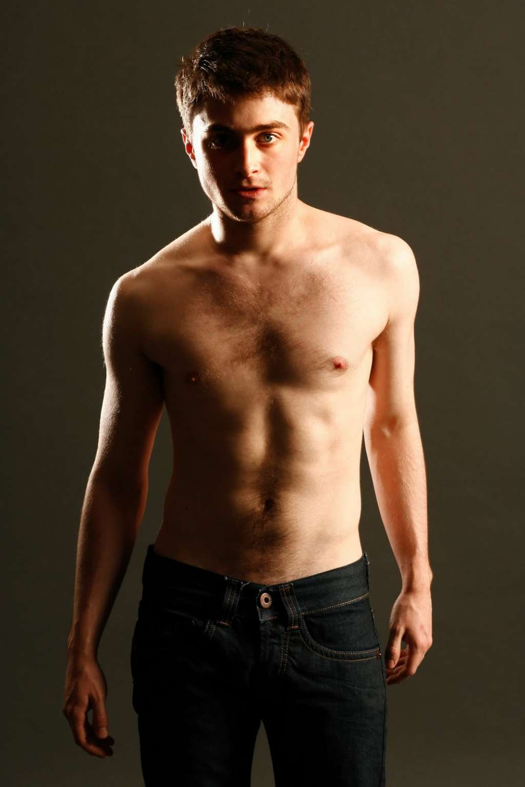 Harry Potters Daniel Radcliffe Naked & Fully Exposed Cock