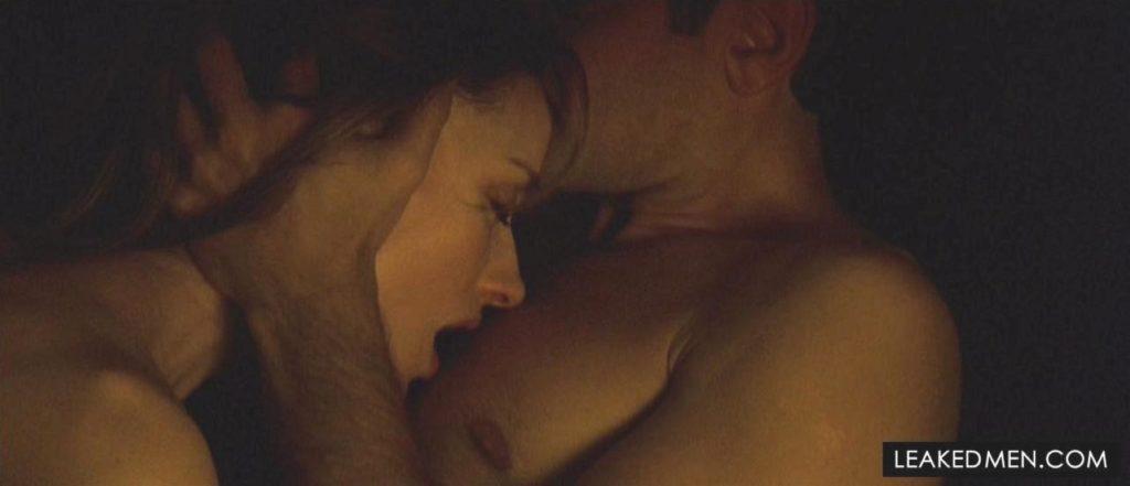 George Clooney sex scene