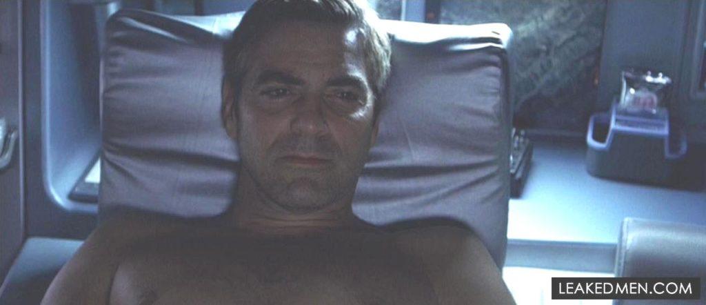 George Clooney | LeakedMen 6