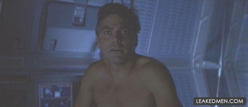 George Clooney | LeakedMen 3