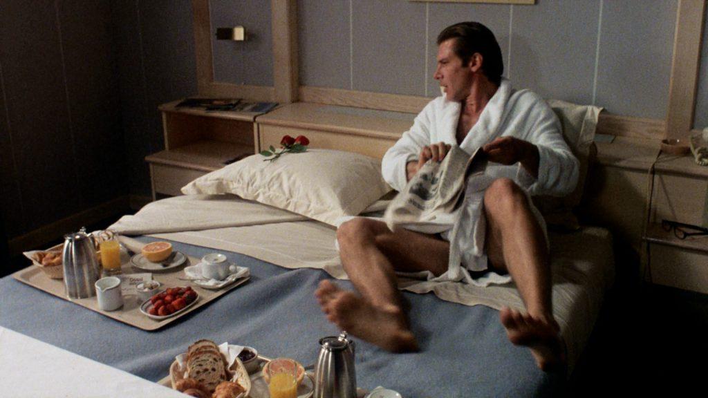 Harrison Ford robe