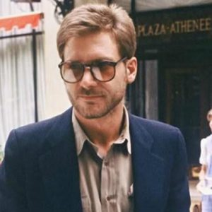 STUD! Actor Harrison Ford Was a Handsome Cat