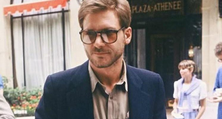 Stud Actor Harrison Ford Was A Handsome Cat - Leaked Men-9557