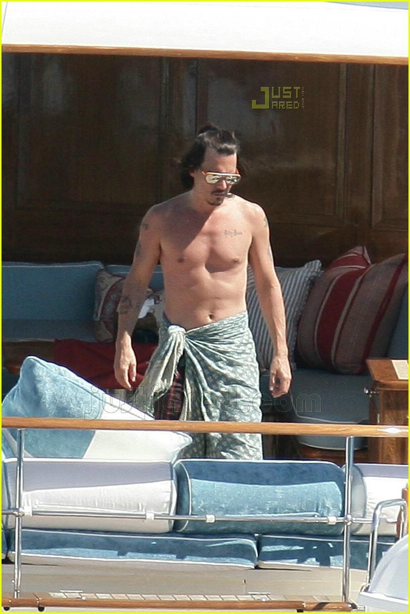 Johnny Depp S Penis 6