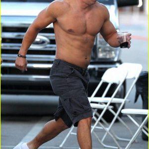 Mark Wahlberg shirtless photo