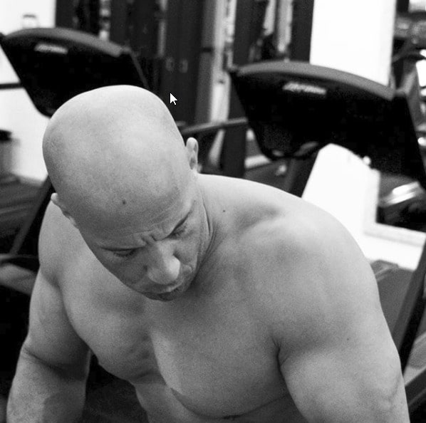 Vin Diesel preparing for Xander Cage