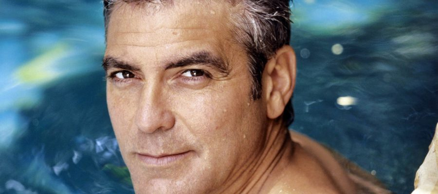 George Clooney LeakedMen