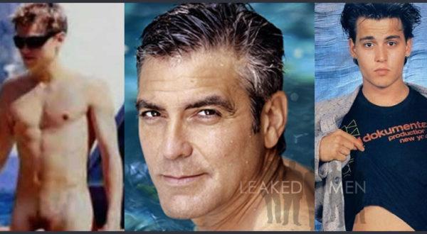 LeakedMen A-list actors