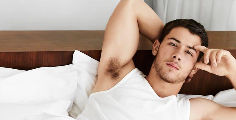 Nick Jonas sexy