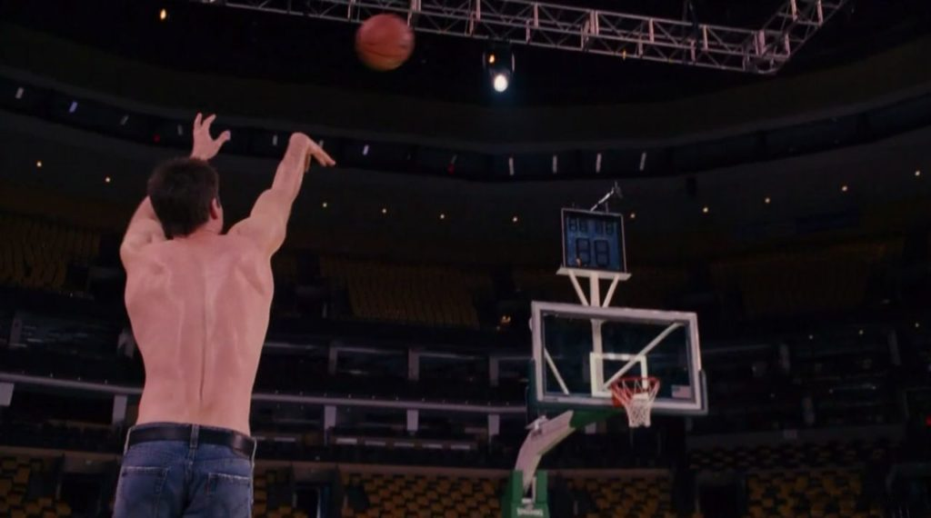 Chris Evans basketball