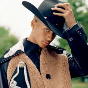 Jaden Smith gay cowboy