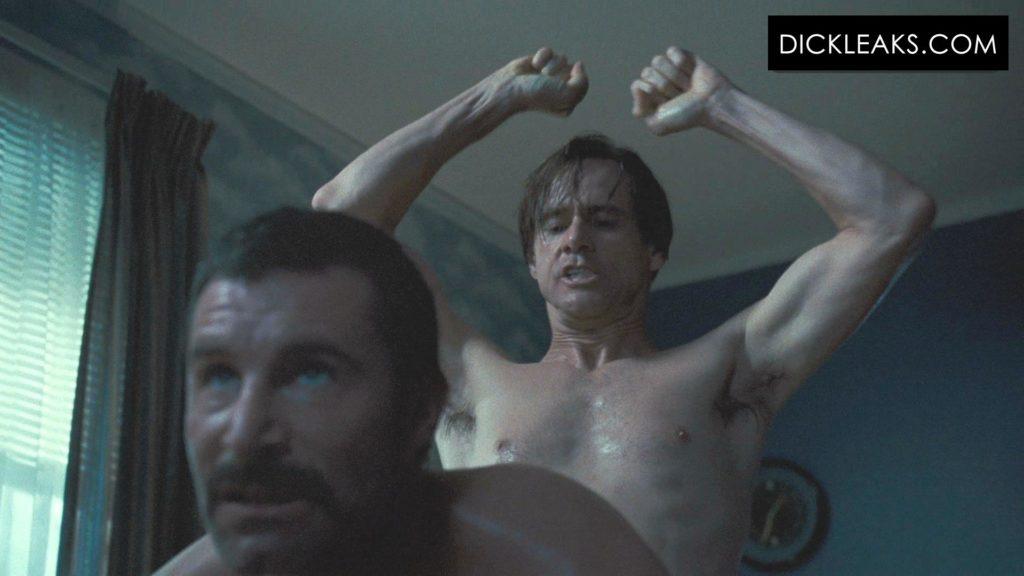 Jim Carrey gay sex scene