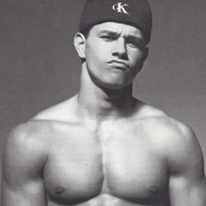 BAM! Mark Wahlberg With No Shirt!