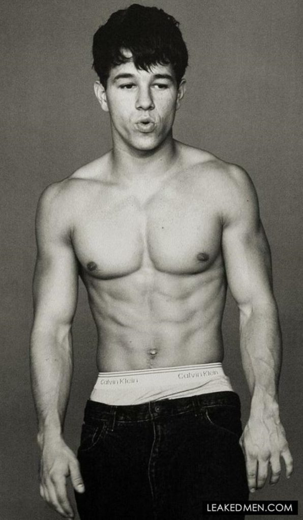 Mark Wahlberg young stud