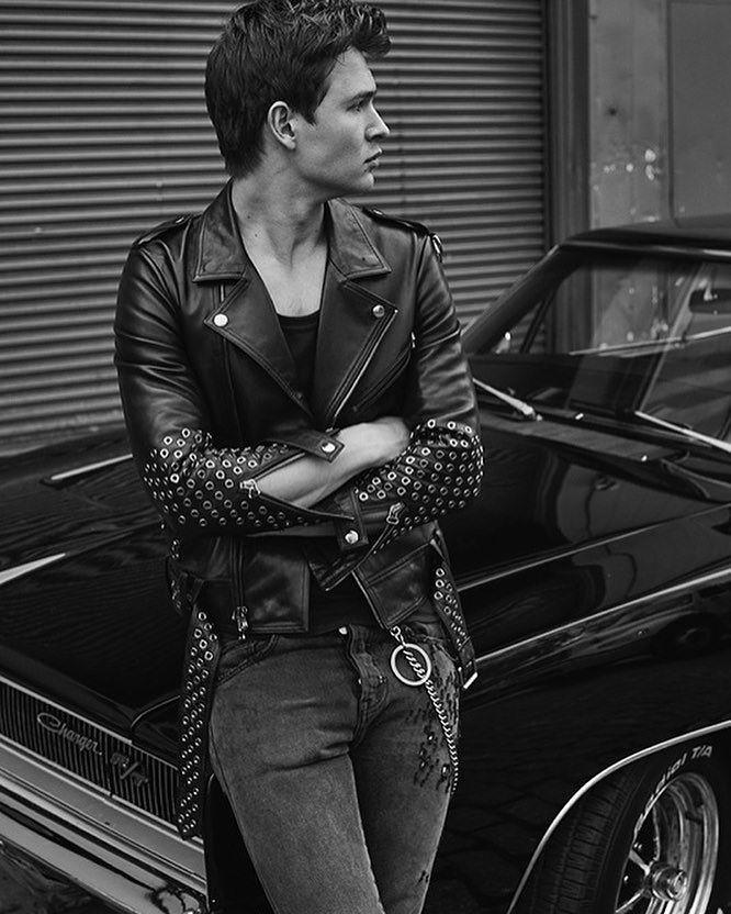 bad boy modeling pic
