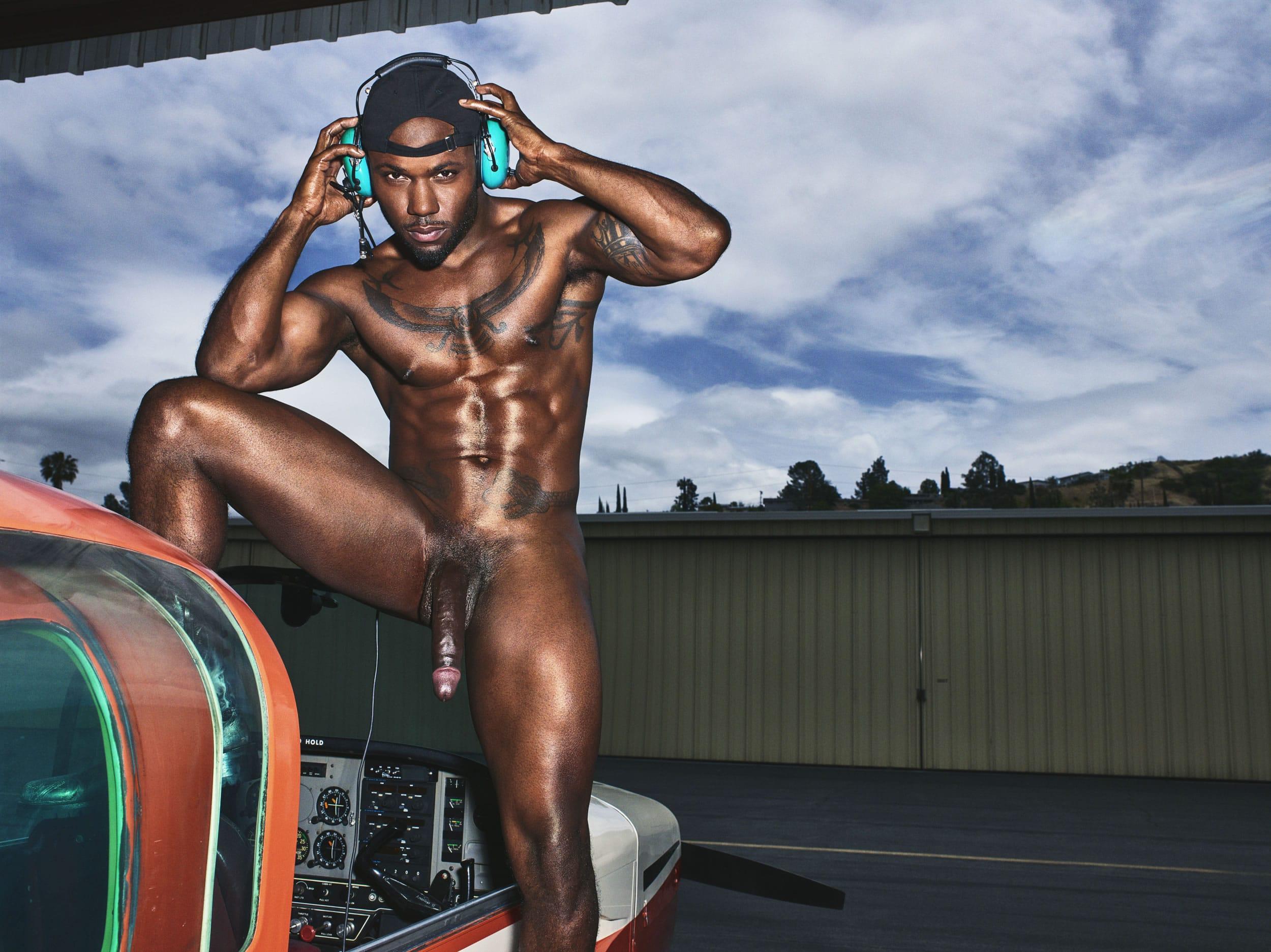 Nude Black Male Rappers
