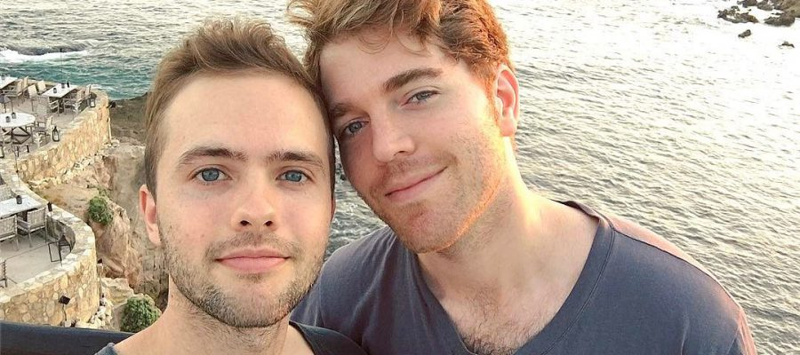 Ryland Adams and Shane Dawson