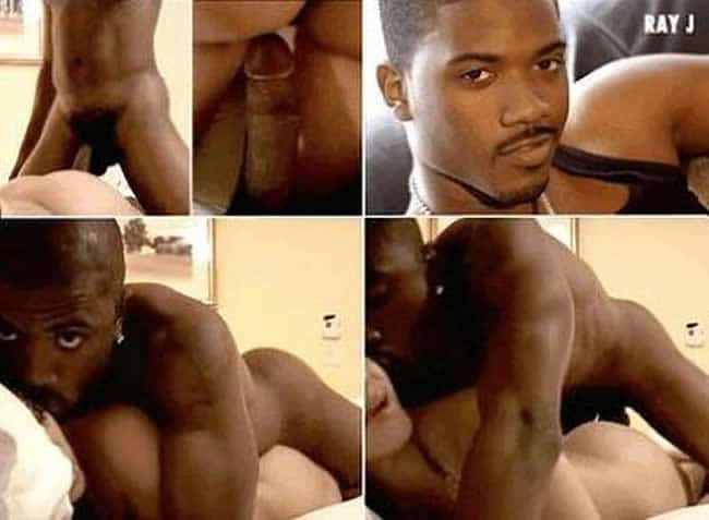 Ray J sex tape collage