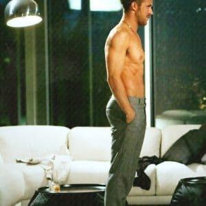 Ryan Gosling shirtless photo