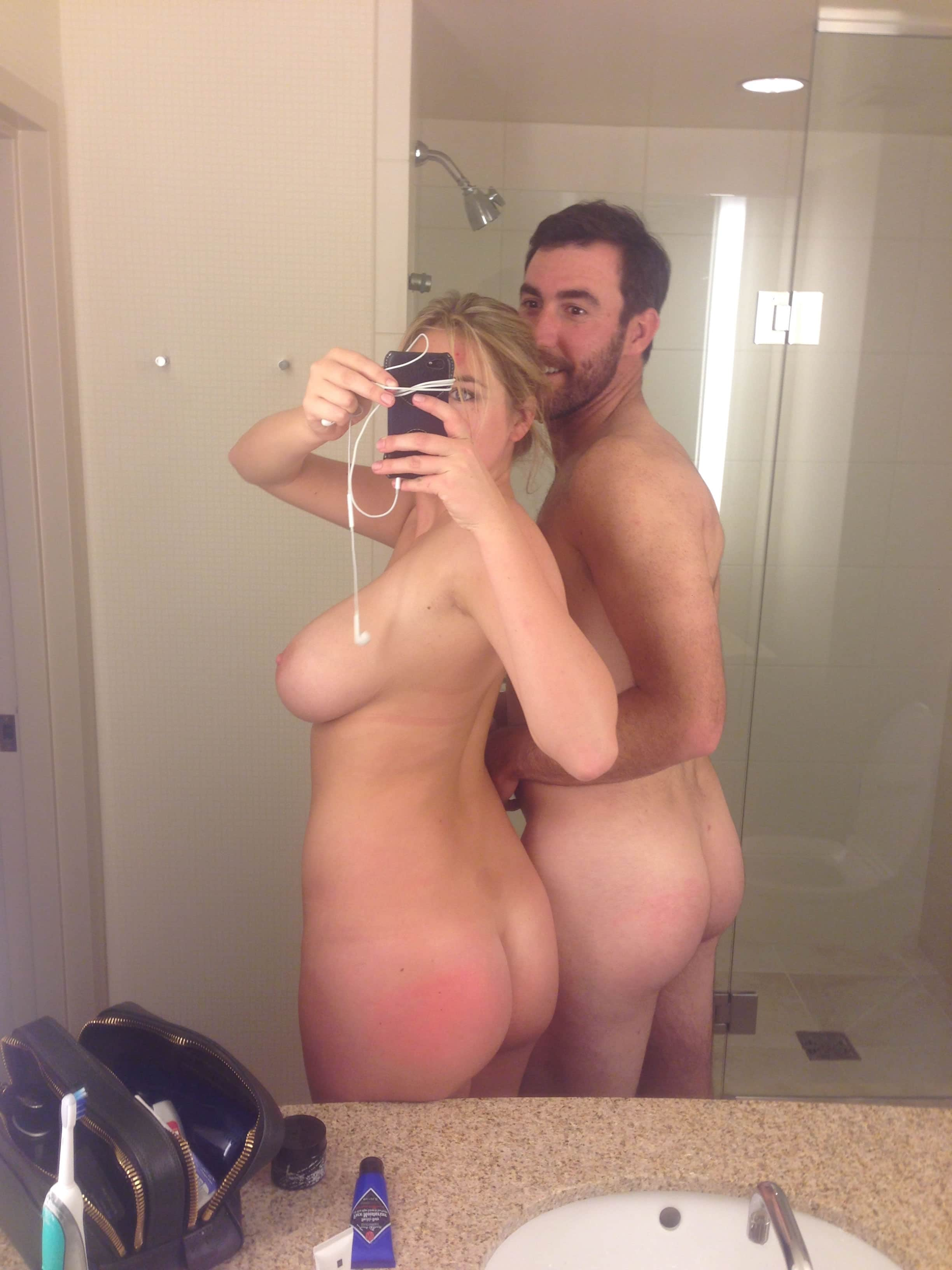 Naked teen couple