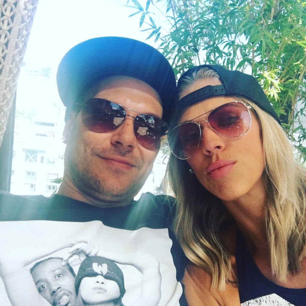 Kevin Federline and Victoria Prince in August 2017