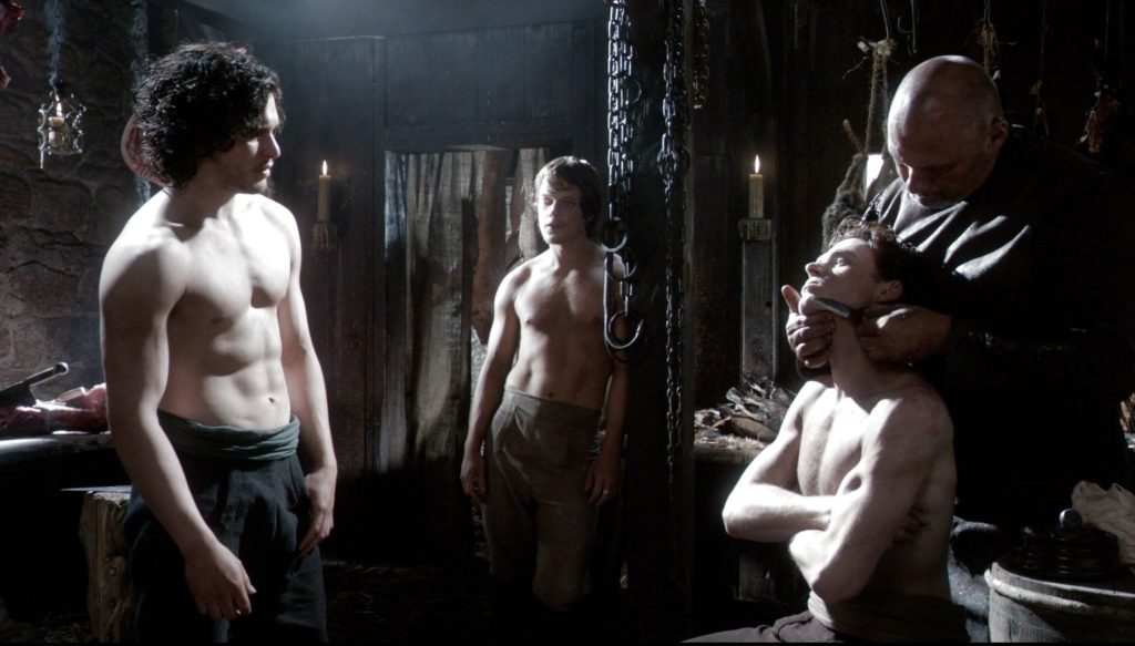 Kit Harington sexy pics from Game of Thrones